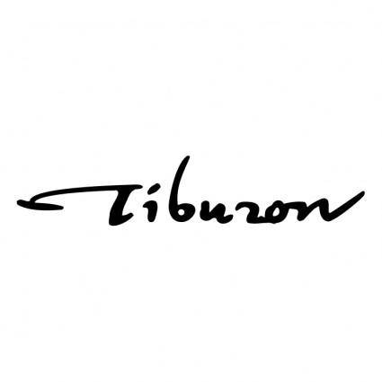 free vector Tiburon