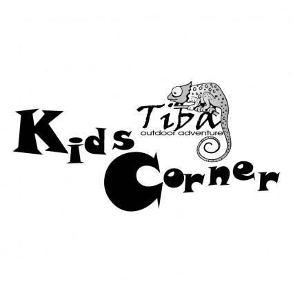 free vector Tiba kids corner