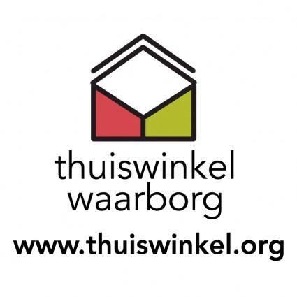 free vector Thuiswinkel waarborg