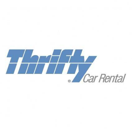 Thrifty car rental 0