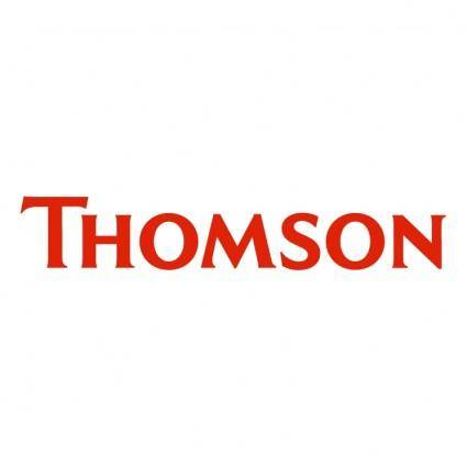 free vector Thomson 6
