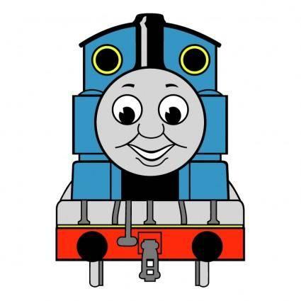 free vector Thomas the tank engine 0