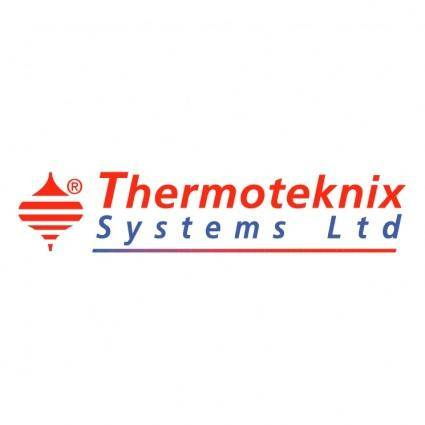 free vector Thermoteknix systems ltd