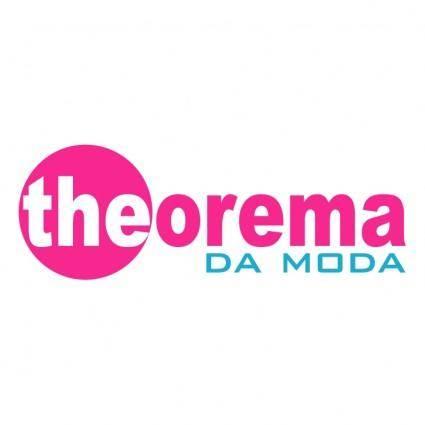 Theorema da moda 1