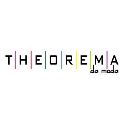 Theorema da moda 0