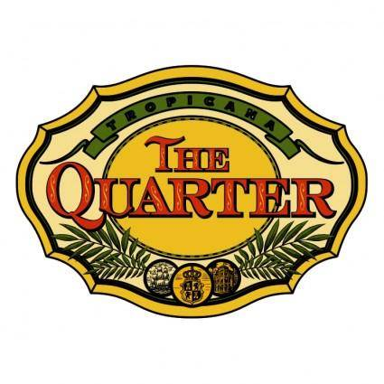 free vector The quarter 0