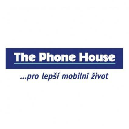 free vector The phone house 1