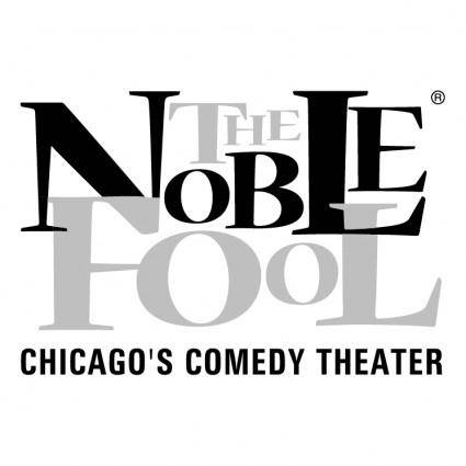 The noble fool 0