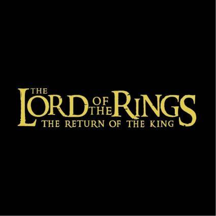 free vector The lord of the rings 0