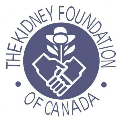 free vector The kidney foundation of canada