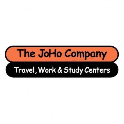 free vector The joho company