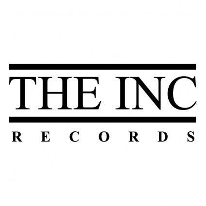 The inc records