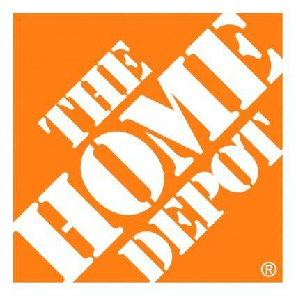 free vector The home depot
