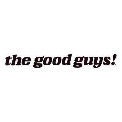 free vector The good guys 0