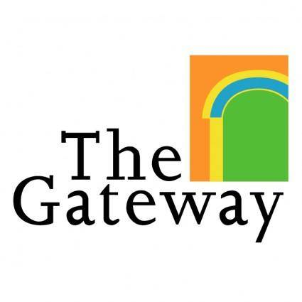 The gateway plaza