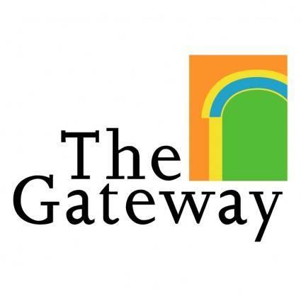 The gateway plaza