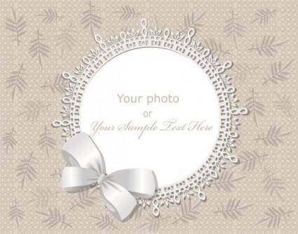 free vector Exquisite gift tag 01 vector