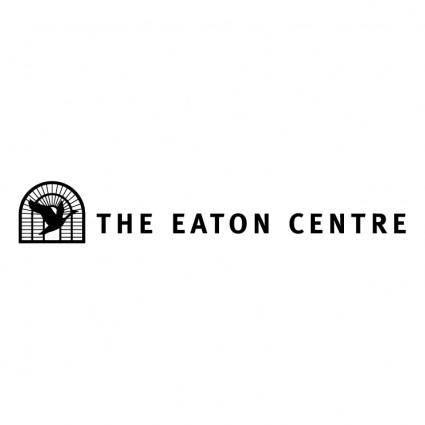 free vector The eaton centre