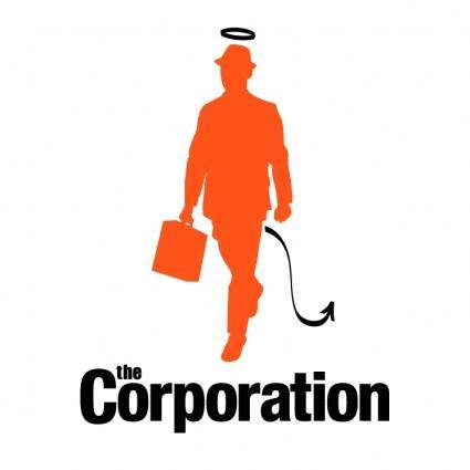 free vector The corporation