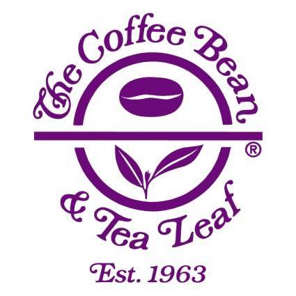 free vector The coffee bean tea leaf