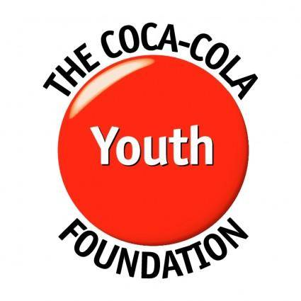free vector The coca cola youth foundation