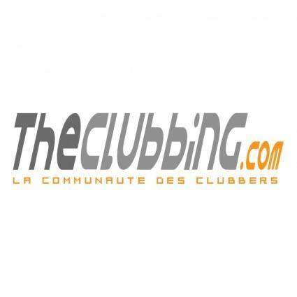 free vector The clubbingcom