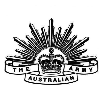 The australian army