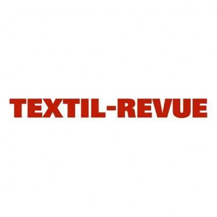 free vector Textil revue