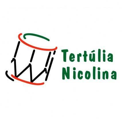 Tertulia nicolina