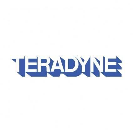 free vector Teradyne