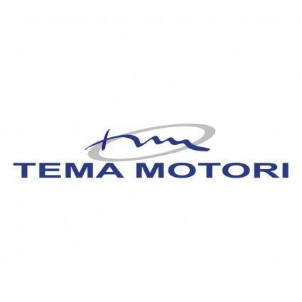 free vector Tema motori