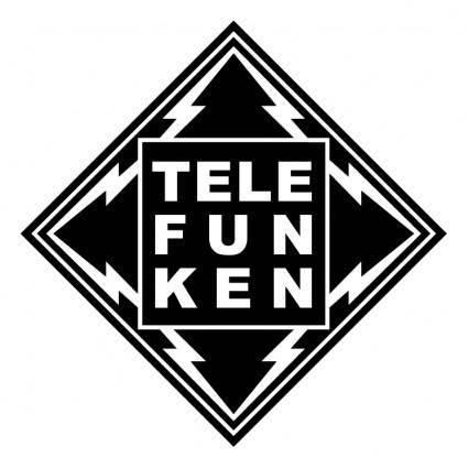 free vector Telefunken 1