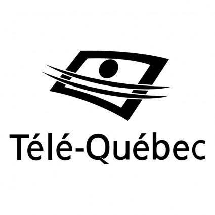 free vector Tele quebec