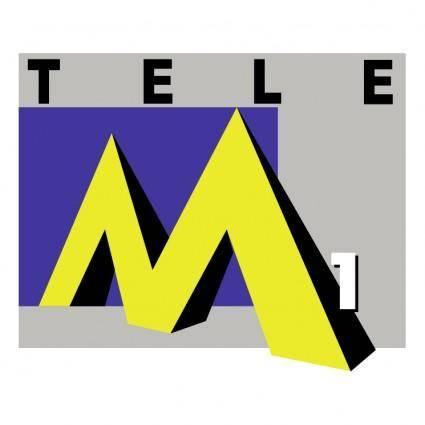 free vector Tele m1