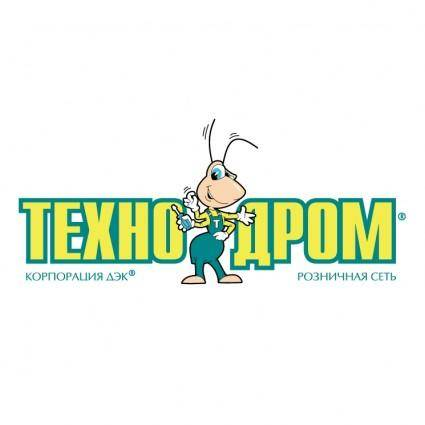 free vector Tehnodrom
