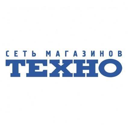 free vector Tehno