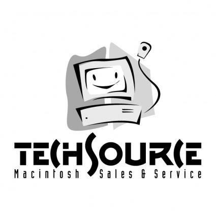 free vector Techsource