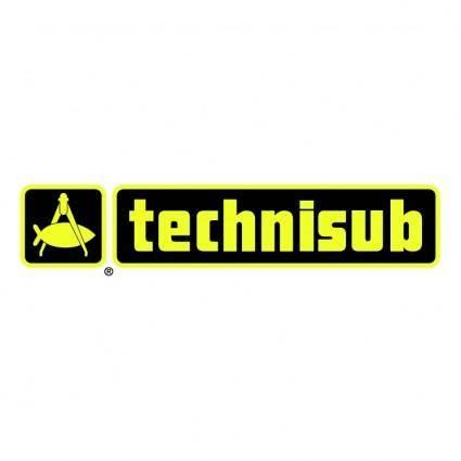 free vector Technisub