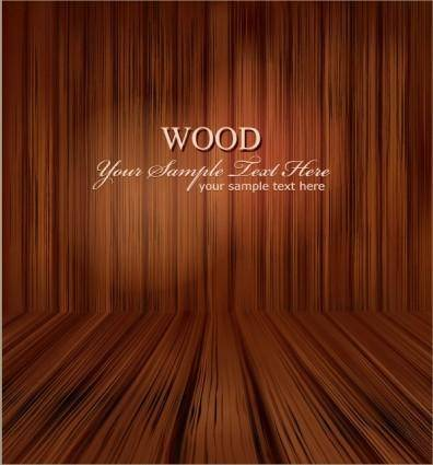 free vector Wood plank 05 vector