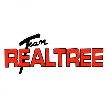 free vector Team realtree