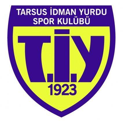 free vector Tarsus idman yurdu spor kulubu