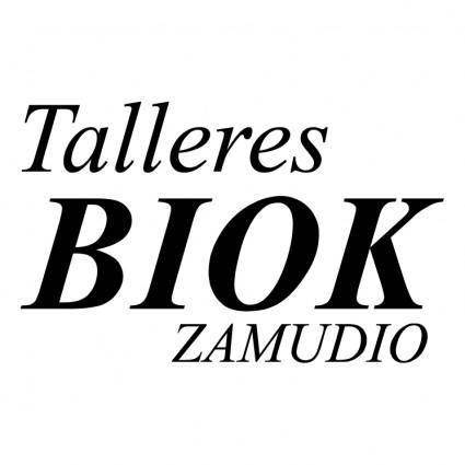 free vector Talleres biok