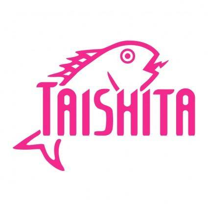 free vector Taishita label