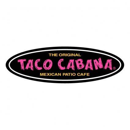 free vector Taco cabana
