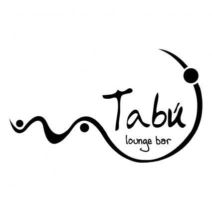free vector Tabu lounge bar