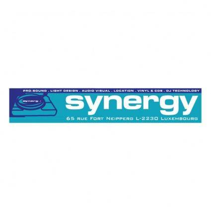 free vector Synergy 0