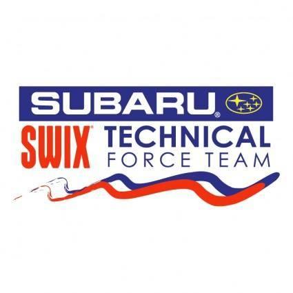 free vector Swix technical force team