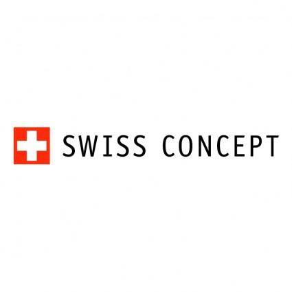 free vector Swiss concept