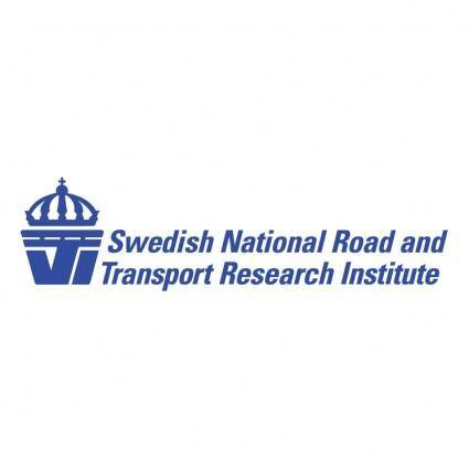 Swedish national road and transport research institute