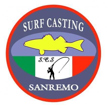 Surf casting